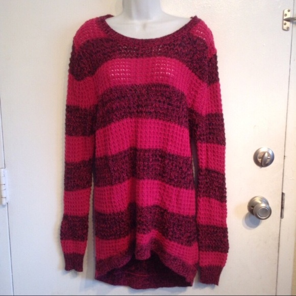 9d6f486c36bc Bobbie Brooks Sweaters - 🌟5 for  25🌟 Plus Size Striped Knit Sweater